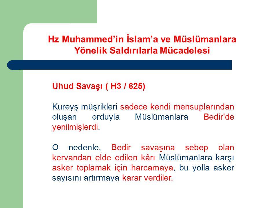 Uhud Savaşı ( H3 / 625) Abdullah b.