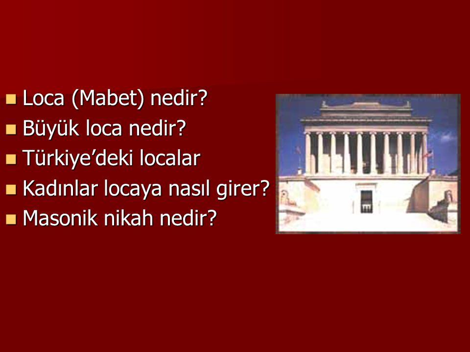 LOCA KAVRAMI ERDEM DEMİREL