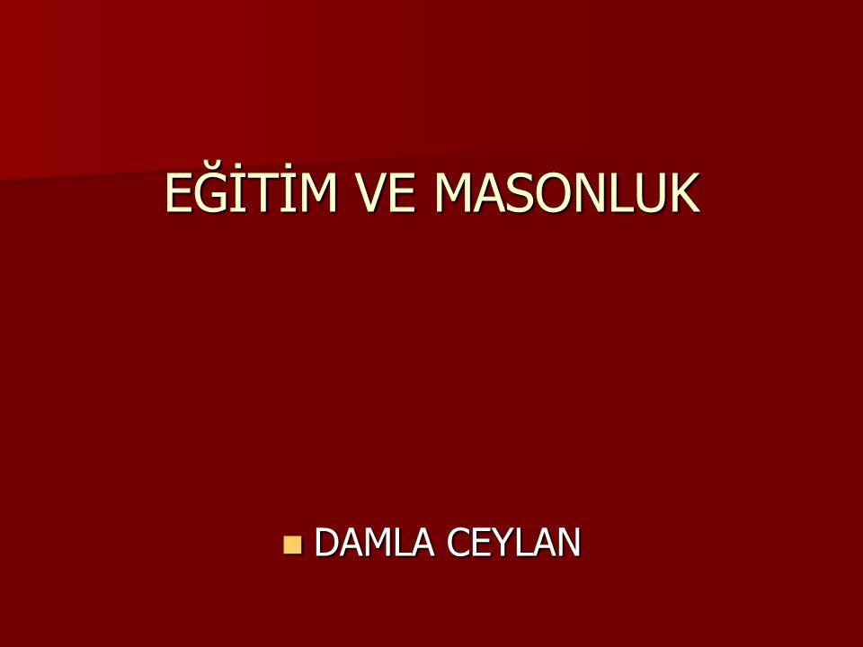 Masonların Türkiye'de bağlı olduğu kuruluşlar Masonların Türkiye'de bağlı olduğu kuruluşlar Türkiye'de kurdukları yardım dernekleri Türkiye'de kurdukl