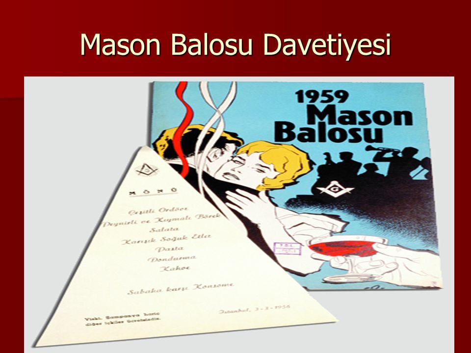 Mason Dergileri