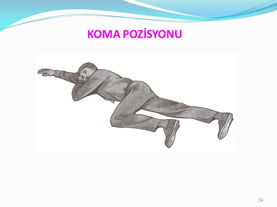 24 KOMA POZİSYONU