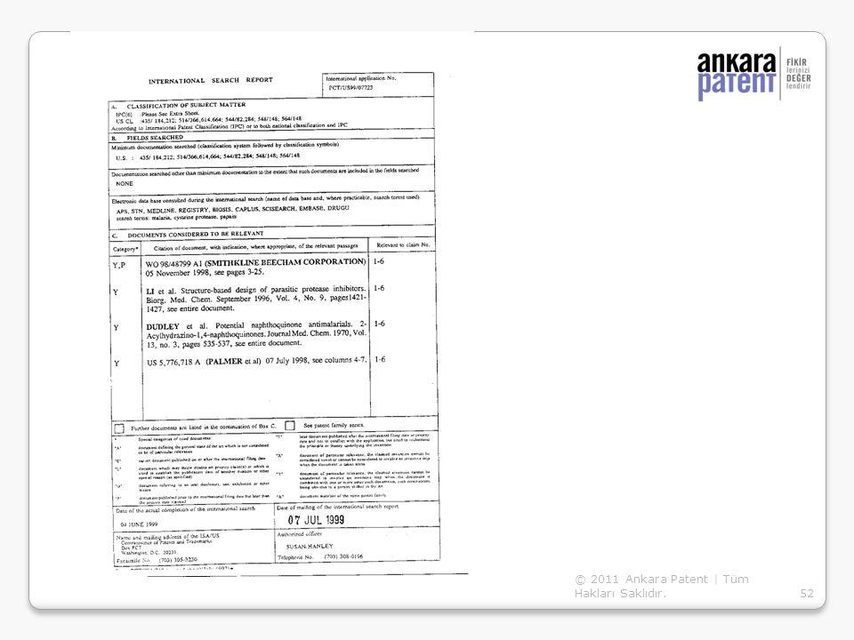 © 2011 Ankara Patent | Tüm Hakları Saklıdır.52
