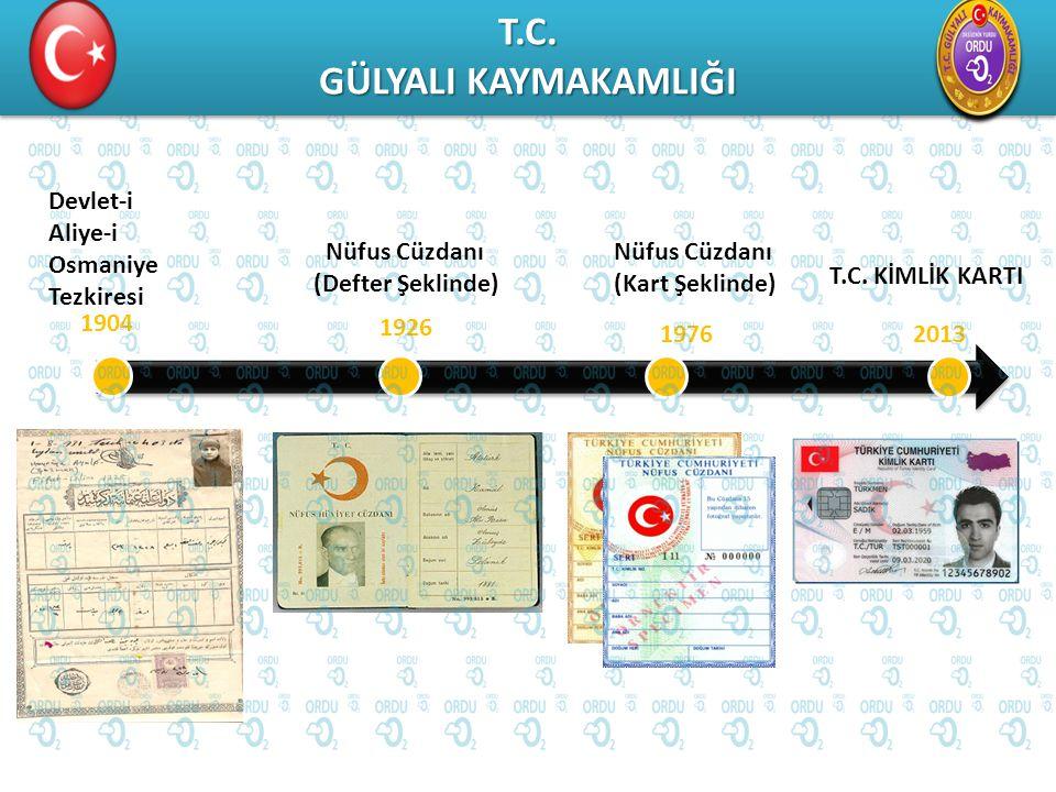 AB ÜLKELERİ KİMLİK KARTI ÖRNEKLERİ