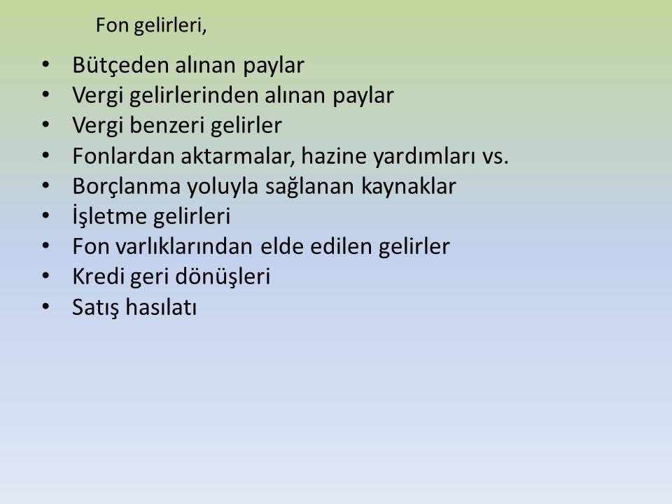 TEŞEKKÜR EDERİZ..