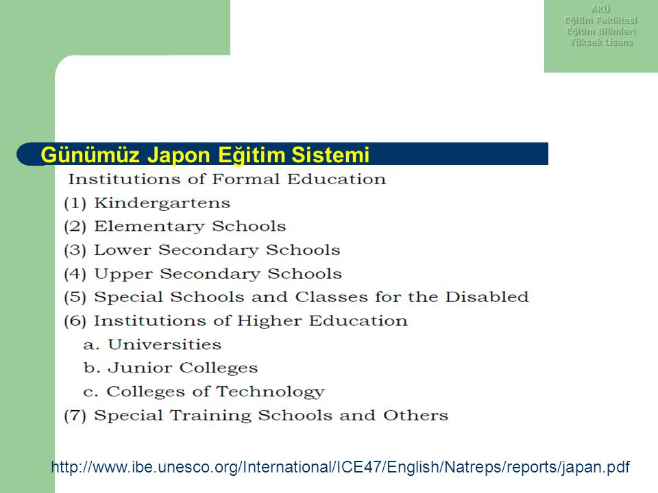 http://www.ibe.unesco.org/International/ICE47/English/Natreps/reports/japan.pdf