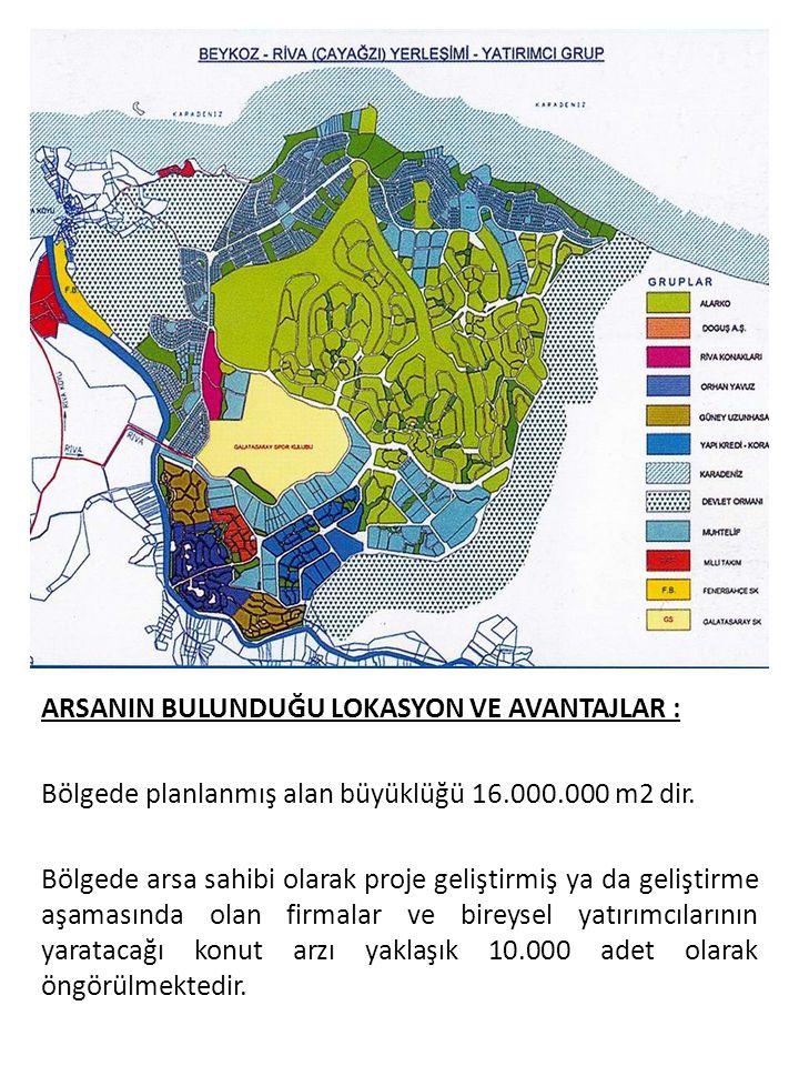 Satışa arz edilen 146 dönüm Düzgit Riva Arsası , 1/1000 ölçekli koruma uygulama imar planı dahilinde planları onanmış ve inşaata hazır durumdaki arsalardan en avantajlı olanıdır.