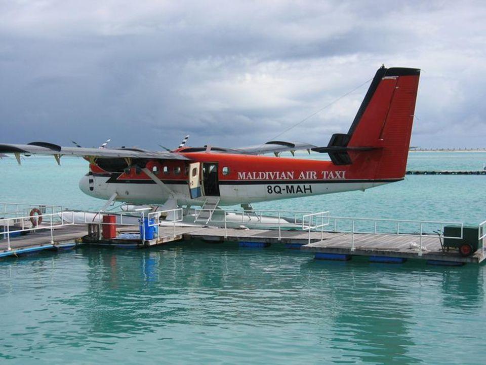 Maldiv Adaları nın denizden en yüksek yeri 2 metreyi geçmiyor.