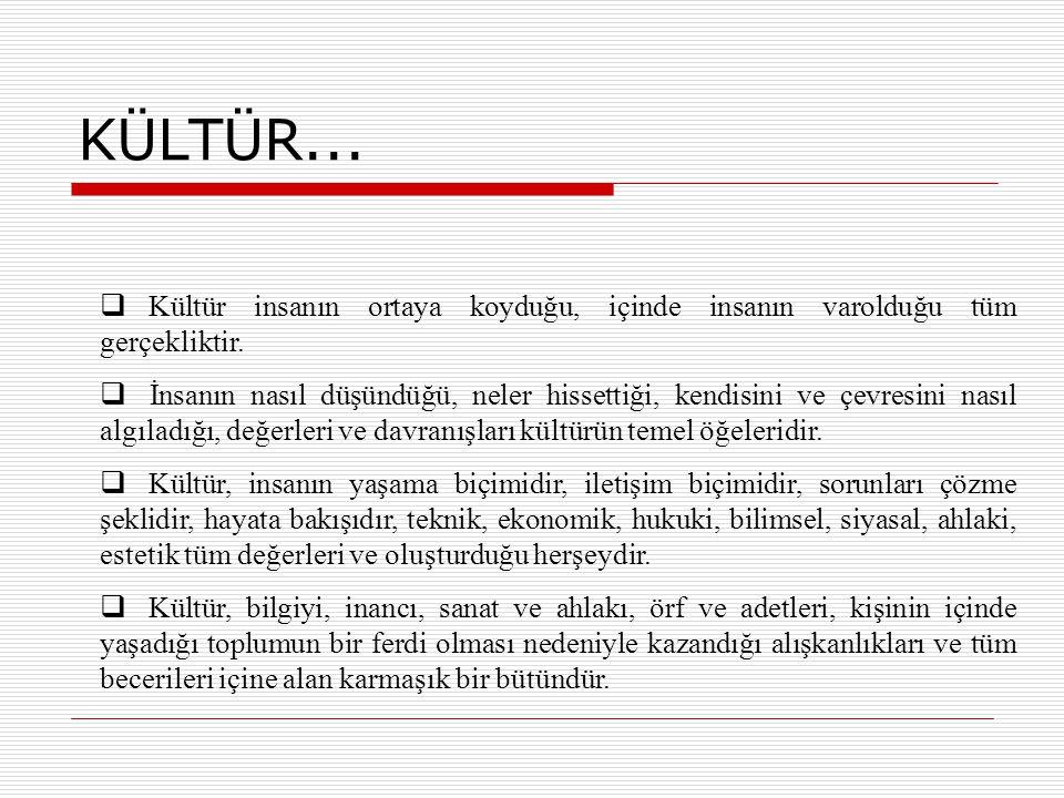 Şirket Kültürünün İşlevleri...