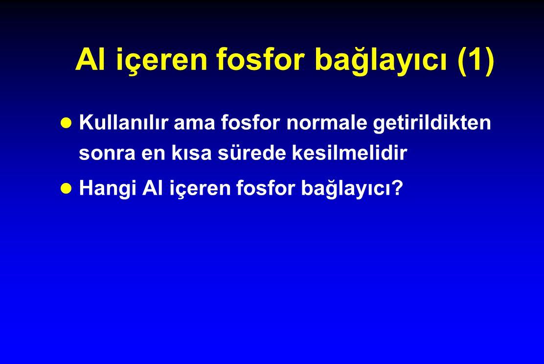 Örnek hasta (devam) Mehmet Bey, haftada 3 kez hemodiyaliz tedavisi uygulanıyor 70 kg İdrarı yok K 250 ml/dakika KT/V 1.2 olması için diyaliz süresi ne olmalıdır?
