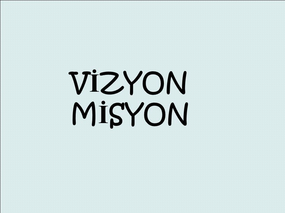 V İ ZYON M İ SYON