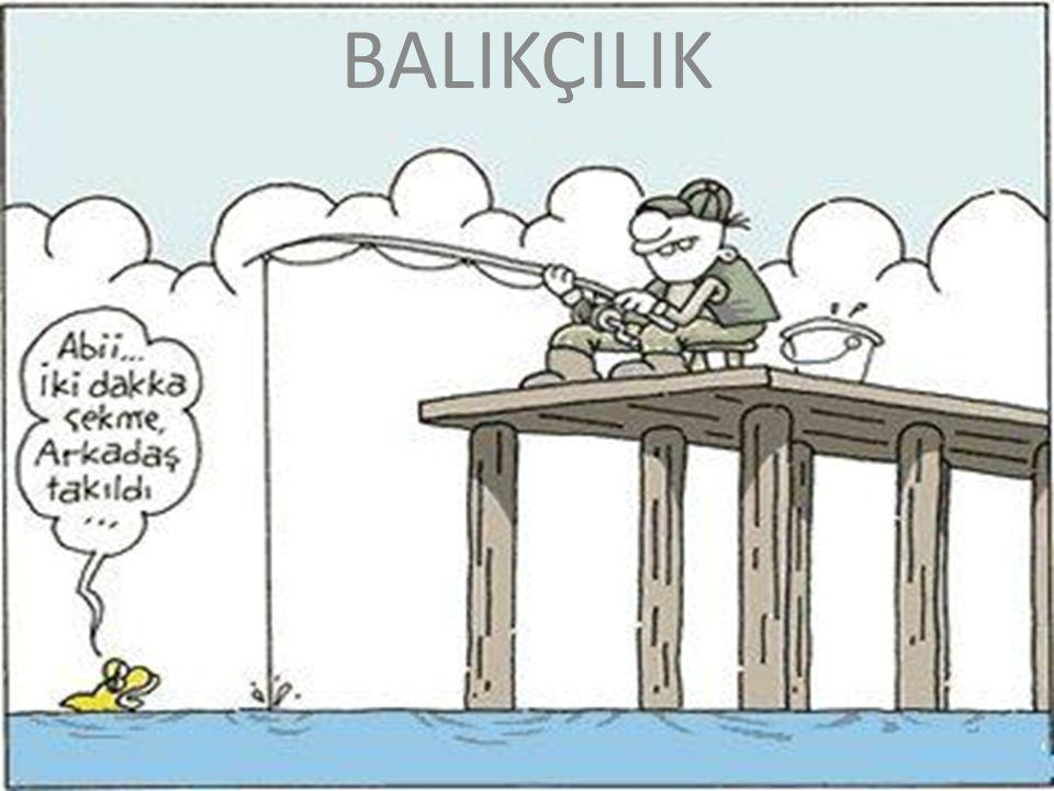 BALIKÇILIK