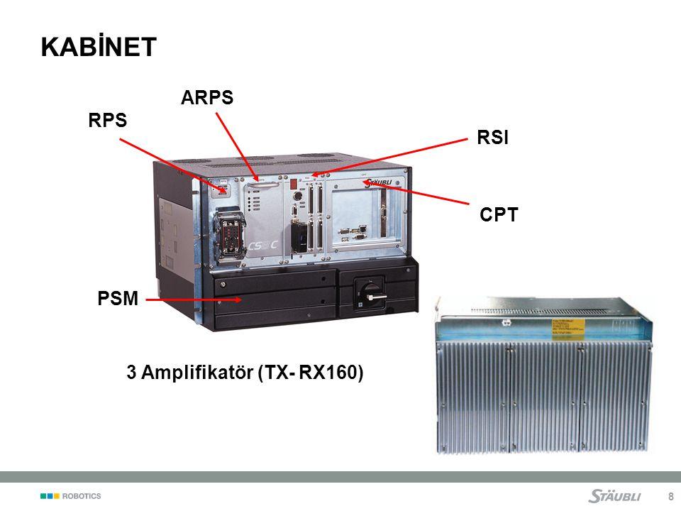 159 SRS SRS ana ekranı. Minimize edildiğinde daha kullanışlı bir arayüz sunar.