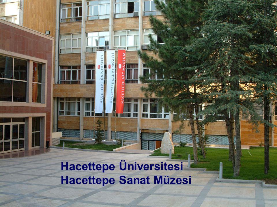 Prof.Dr.Uğurcan Akyüz Hacettepe Sanat Müzesi Müdür Prof.Dr.