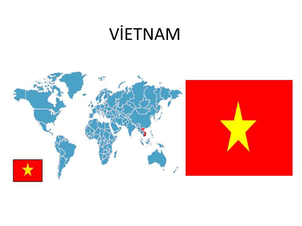 Vietnam'da tropikal bir iklim hüküm sürer.
