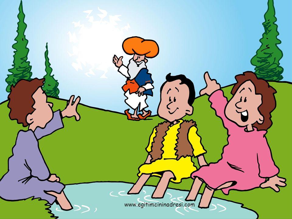 Bir gün, köyün çocukları Hoca ya bir oyun oynamak istemişler.