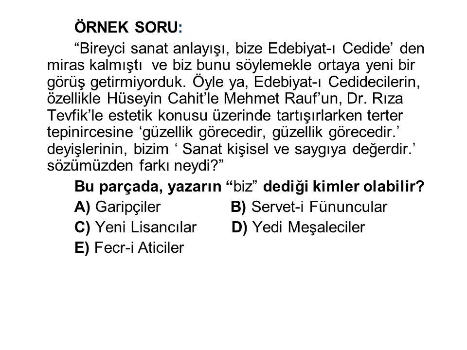BAĞIMSIZ SANATÇILAR HÜSEYİN RAHMİ GÜRPINAR(1864-1944) Konularını İstanbul ve yakın çevreden seçen sanatçı, yalın bir dille yazdığı öykü ve romanlarıyla tanınır.