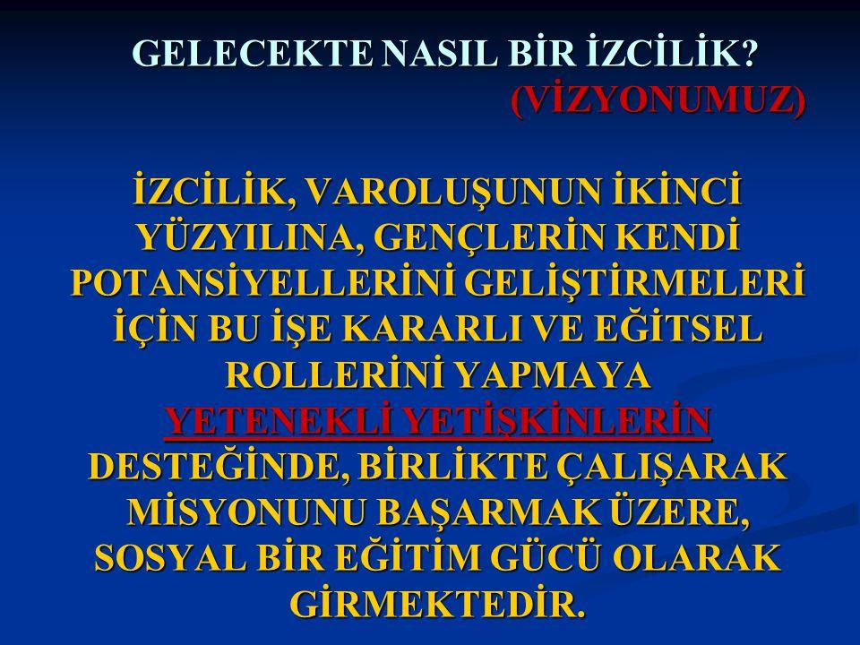 GELECEKTE NASIL BİR İZCİLİK.