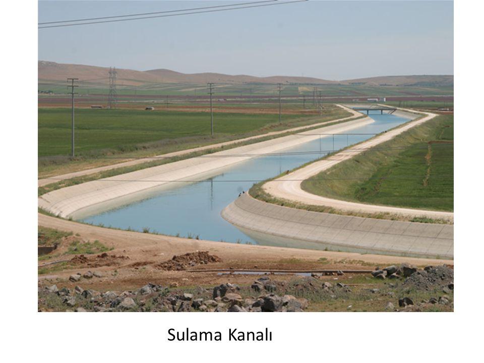 Sulama Kanalı