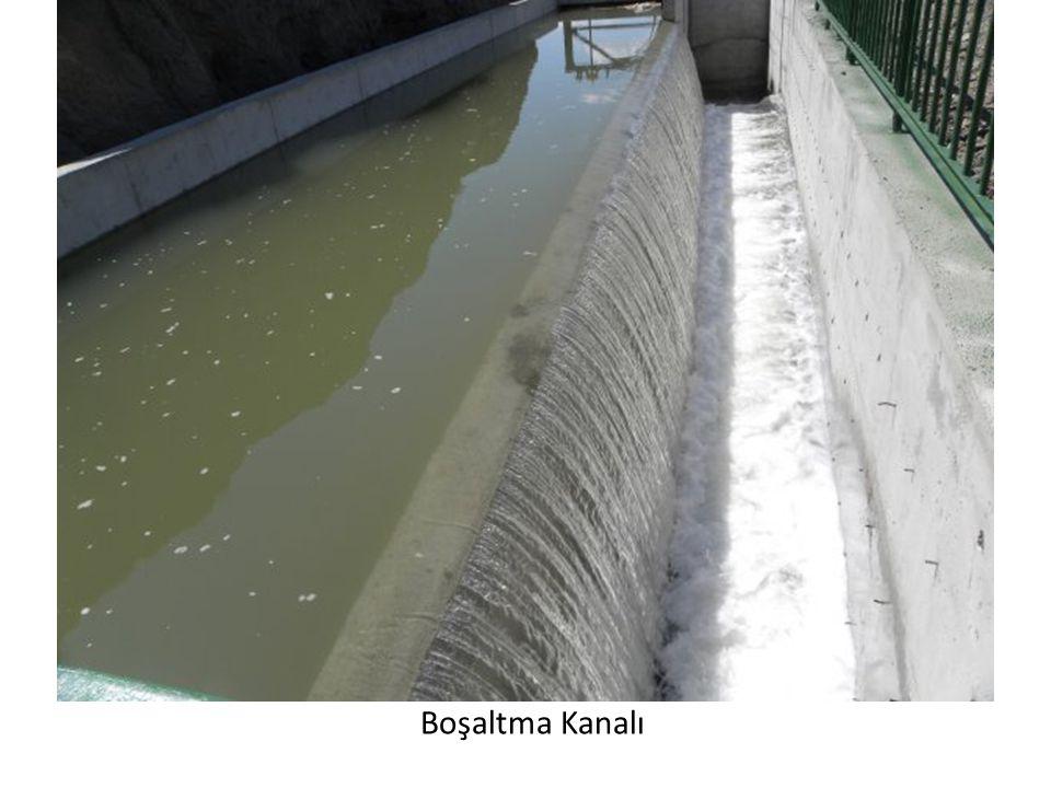 Boşaltma Kanalı