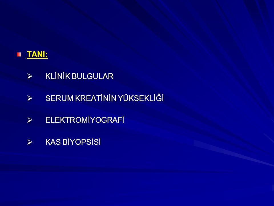 MYASTENİ GRAVİS OTOİMMMÜN BİR HASTALIKTIR.