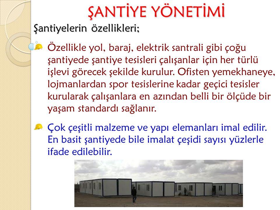 Niyazi GALİPOĞULLARI, Uygulamalı Toplam İnşaat Yönetimi, Birsen Yayınevi, İstanbul, 2007. KAYNAKLAR