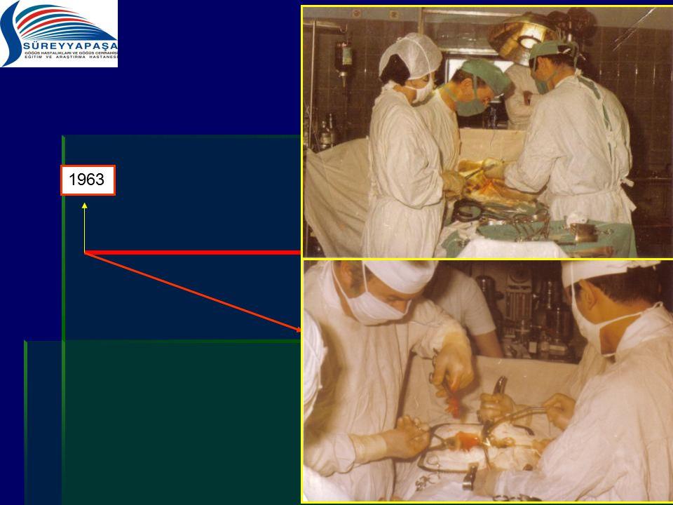 Standart Donör Kriterleri  55 yaşından küçük  ABO grup uygunluğu  Boyut uygunluğu  Temiz akciğer grafisi  Akciğer hastalığı öyküsü (-)  PEEP>5cmH2O, 1.0 O2, PaO2>300mmHg  Sigara <20 paket/yıl  Göğüs travması olmaması  Aspirasyon olmaması  Balgam örneğinde gram boyama (-)