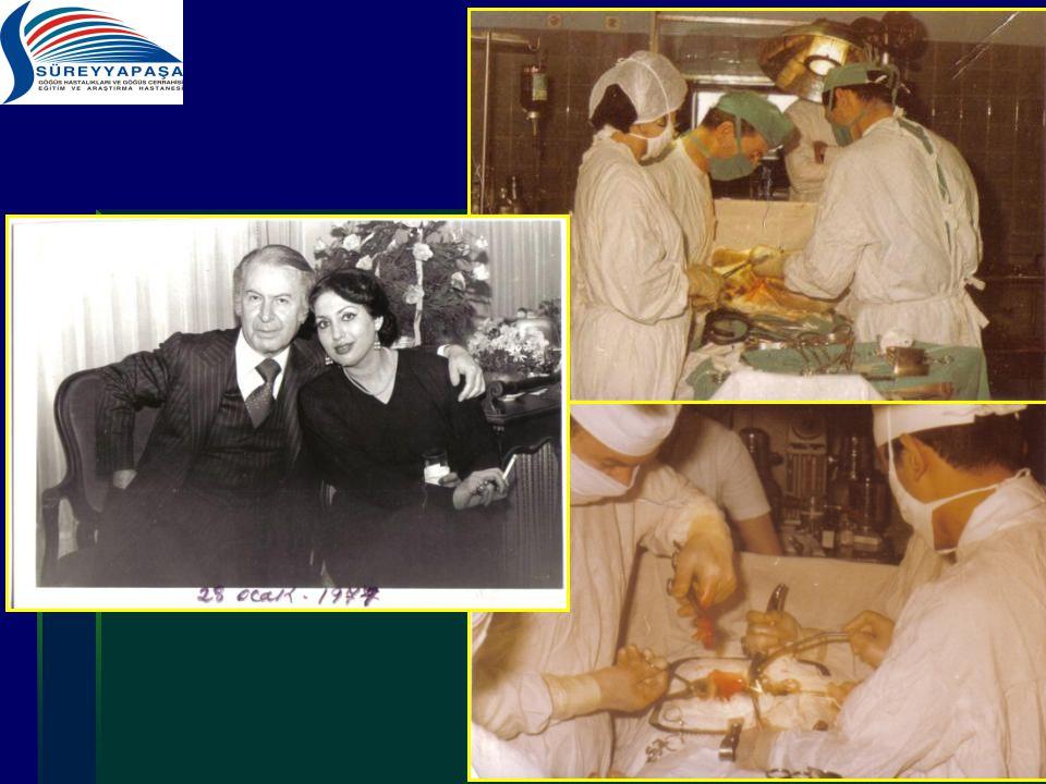 1988 1990 1993-4 1996-7 2000 Sleeve Üst Lobektomi