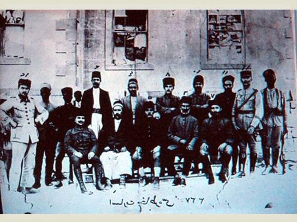  1918 yılında İstanbul da kurulan cemiyet çeşitli pati, dernek, fakülte ve hayır kurumlarını içine alan bir çok kuruluştan meydana gelmişti.