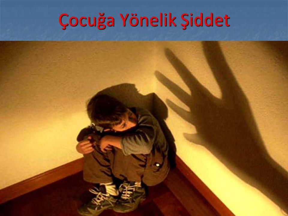 Çocuğa Yönelik Şiddet