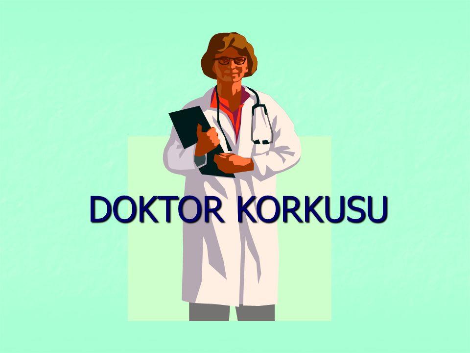 DOKTOR KORKUSU