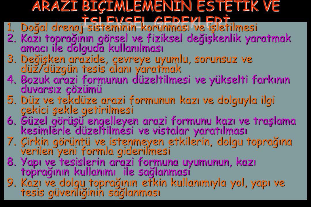 peyzaj mühendisliği - 1 Prof.Dr.Metin BAŞAL Ankara, Şubat 2004 Prof.Dr.Metin BAŞAL Ankara, Şubat 2004