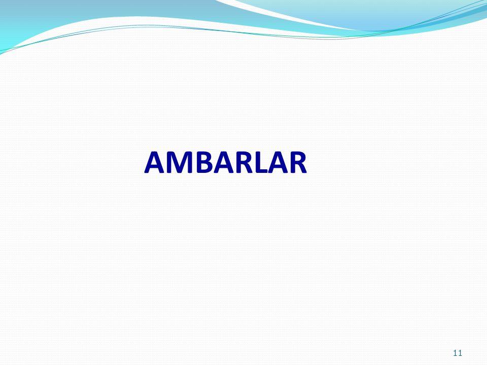 AMBARLAR 11