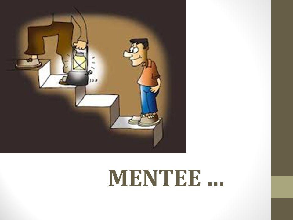 MENTEE …