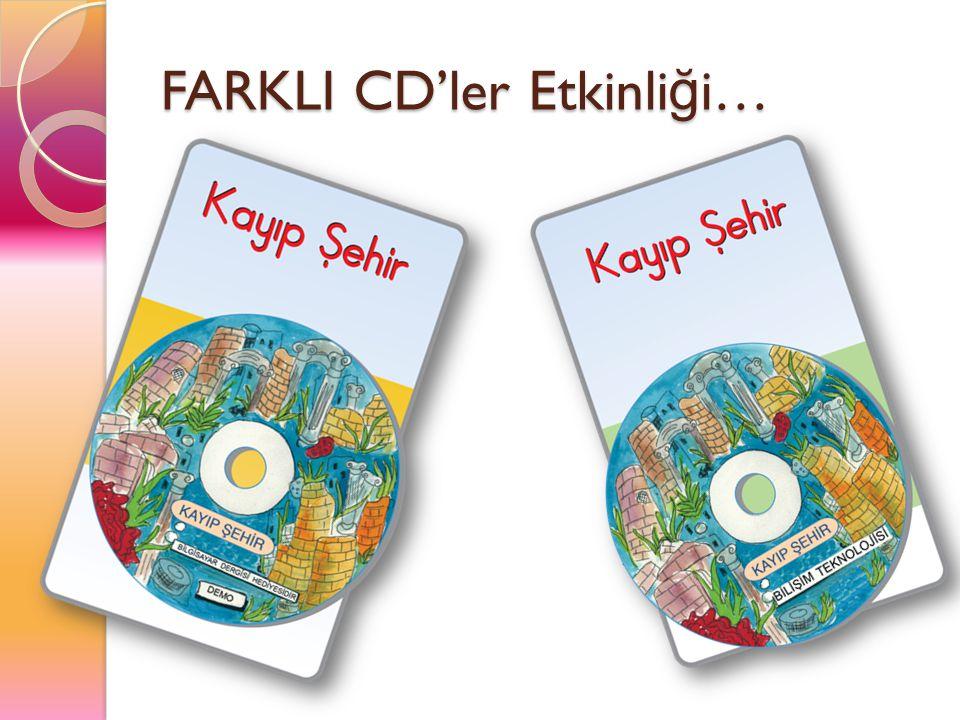 FARKLI CD'ler Etkinli ğ i…