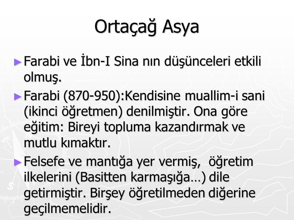 ► 1954-55 yıllarında İstanbulda Atatürk kız meslek lisesinde program komisyonu tarafından geliştirilen deneme okulu programı da ortaöğretim program geliştirme çalışmalarının öncüsü olmuştur.