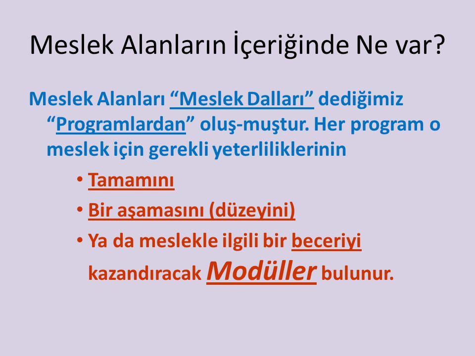 Modüler Sistem Modül 1 Modül 2 Modül 3 Modül 4 Modül 5 Modül z Modül y Modül x PROGRAM