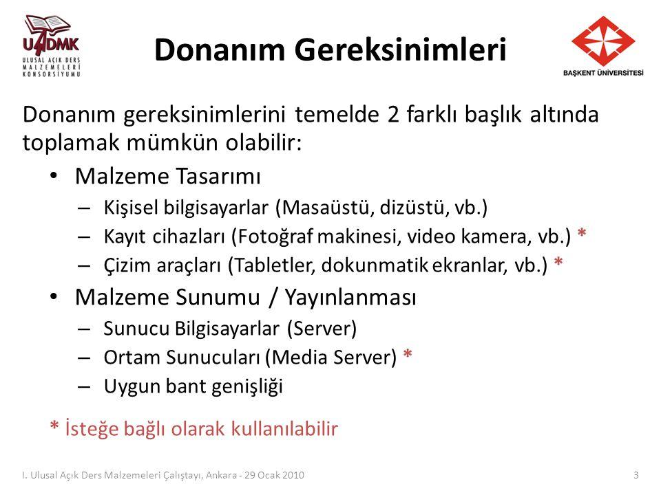 Teşekkürler R. Orçun Madran omadran@baskent.edu.tr