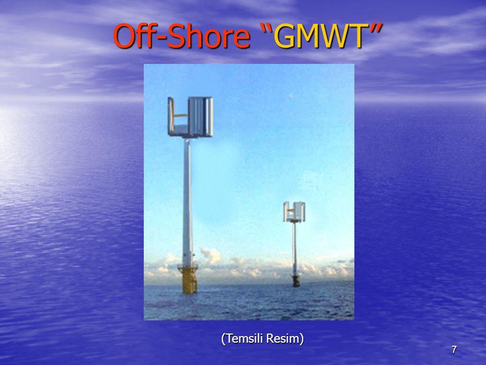 "7 Off-Shore ""GMWT"" (Temsili Resim)"
