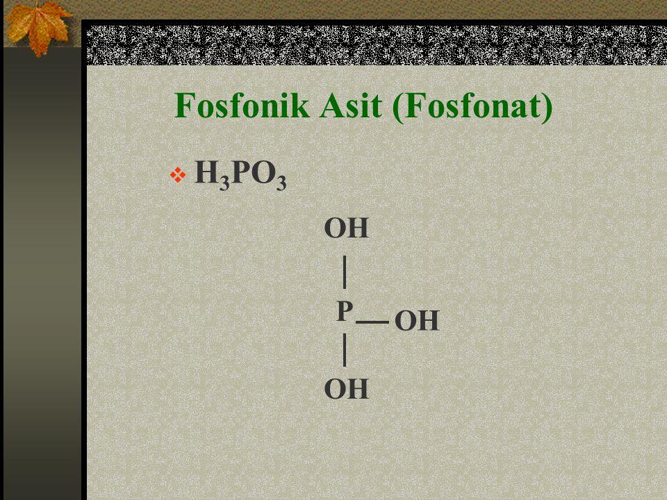 Yaprak Gübresi Olarak Agri-fos 400  Potasyum fosfitin, kırmızı soğanların kalitesine ve miktarına etkisi Çiçek soğanı büyüklüğünün dağılımı (cwt/acre) Ürün değeri (US$/ acre) Elde edilen kar küçükortageniş Kontrol 22.22284414835- K-fosfit 0.5 gal/ acre 29.62884604444340 Western Farm Services, California 1996