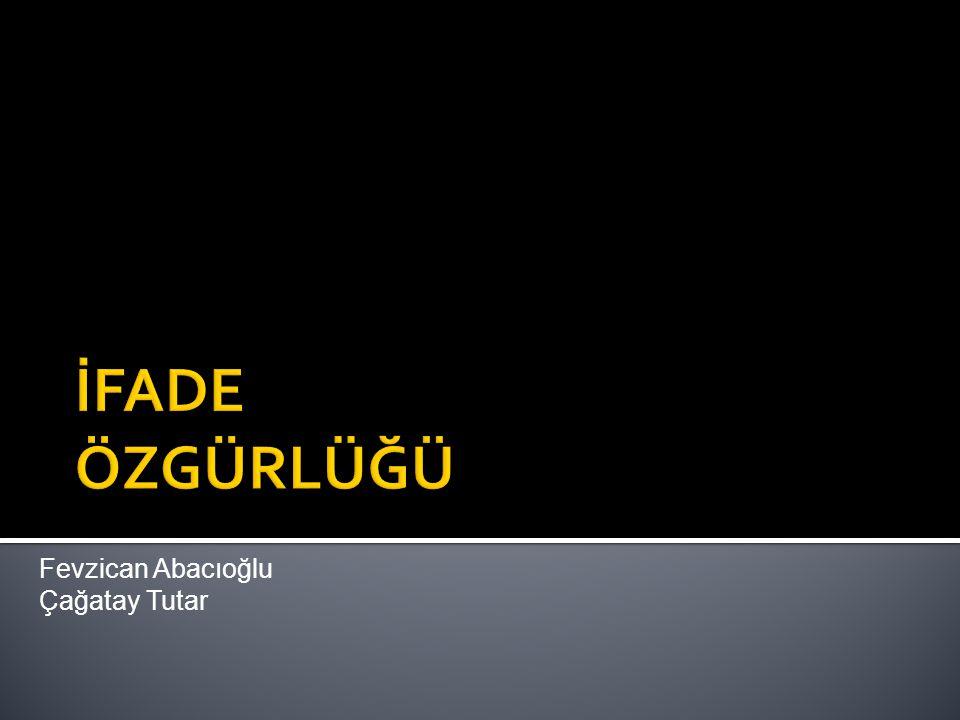Fevzican Abacıoğlu Çağatay Tutar