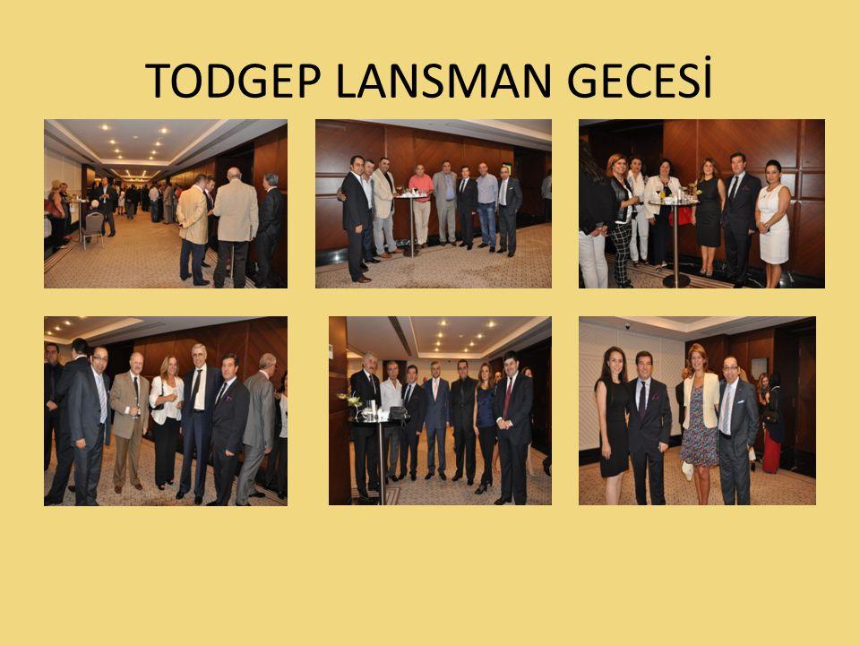 TODGEP LANSMAN GECESİ