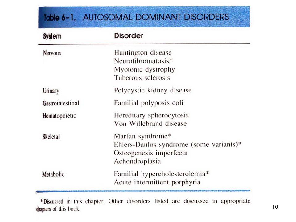 genetik hastalıklar 200610