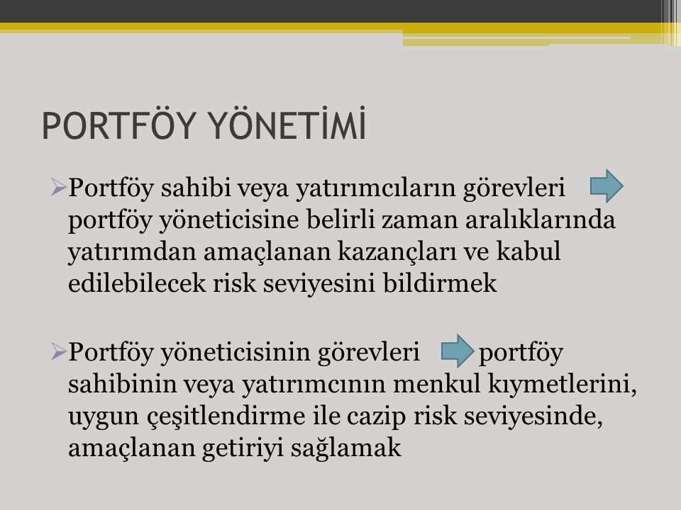 MARKOWİZT'TEN GELENEKSEL TEORİYE 3 ÖNEMLİ KATKI 1.