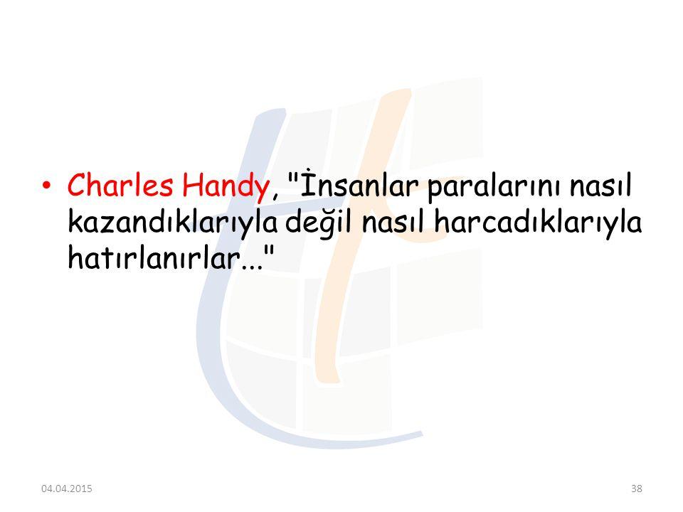 Charles Handy,