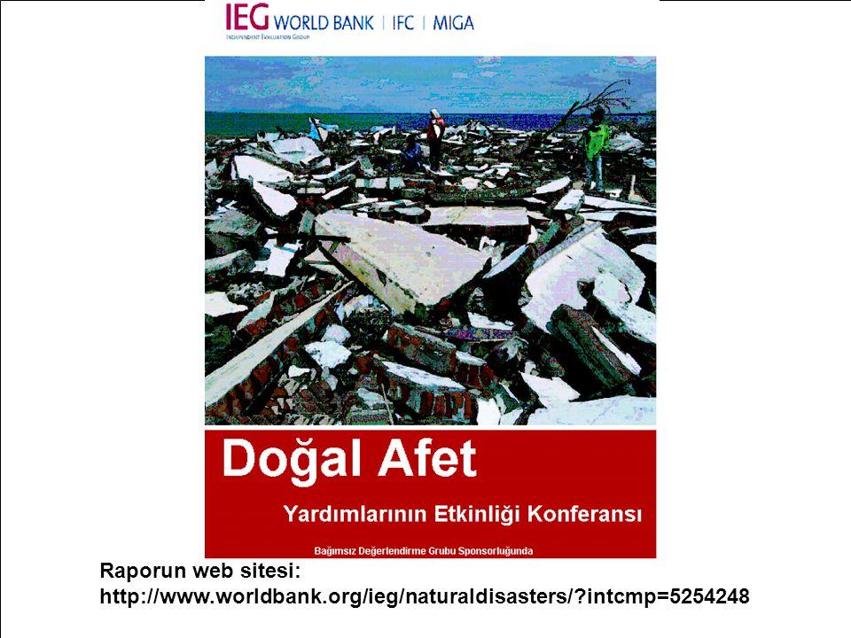 Raporun web sitesi: http://www.worldbank.org/ieg/naturaldisasters/?intcmp=5254248