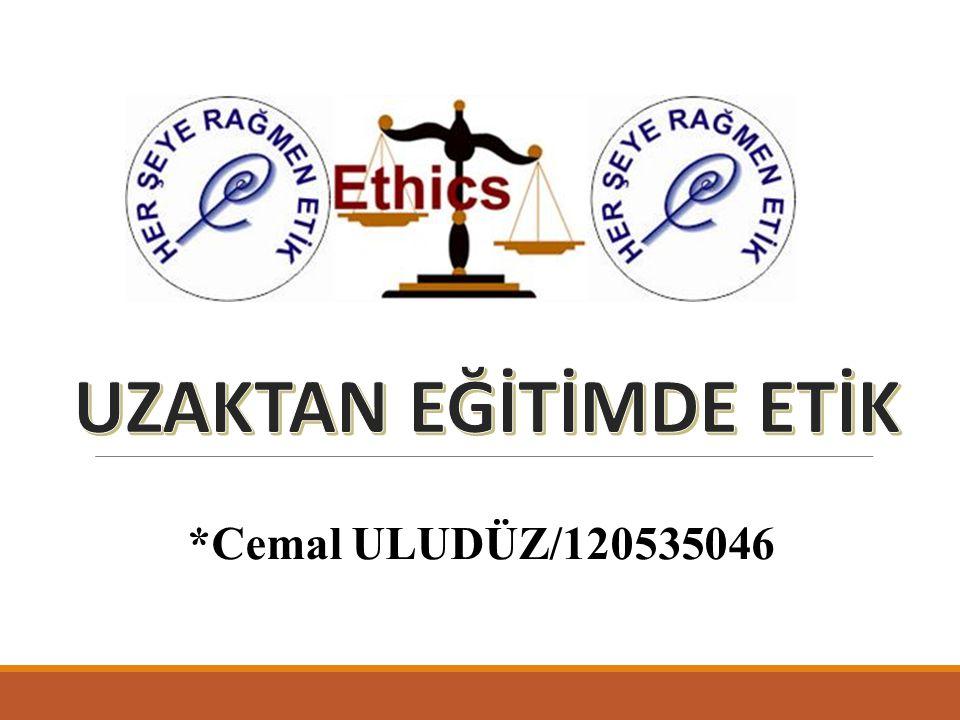 Etik, bir yönetici açısından iş alanında gerçekleştirilecek doğru ve iyi bir iştir Etik programlar kurumun yanında çalışanların da gereksinimlerini ve amaçlarını destekler.