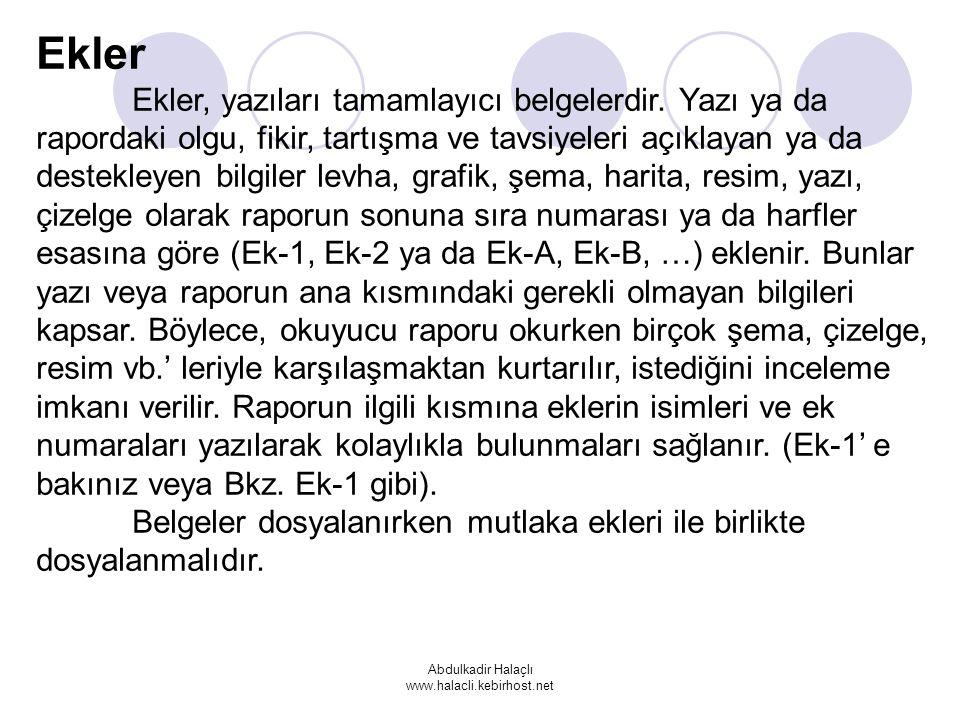 Abdulkadir Halaçlı www.halacli.kebirhost.net DOĞANAY HALICILIK SANAYİA.Ş.