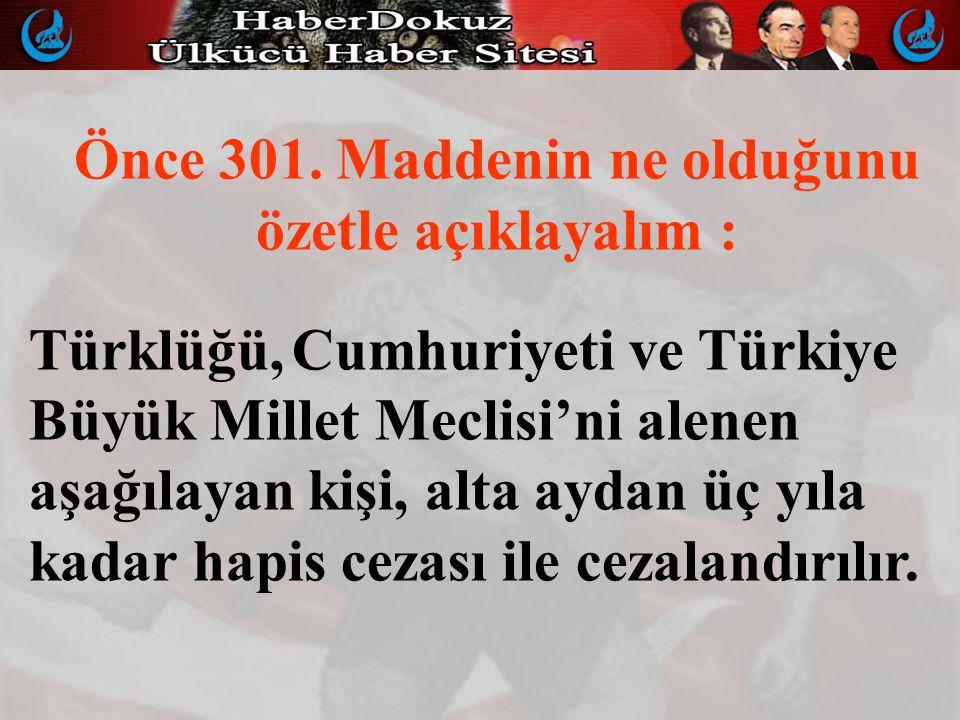 Türk; Yıldırımdır, Kasırgadır, dünyayı aydınlatan güneştir .