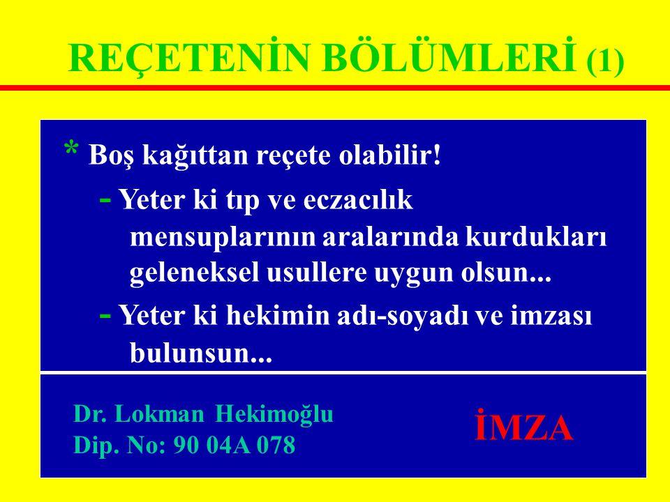 SLAYTLAR İÇİN TEŞEKKÜR Prof.Dr. Ersin Yarış'a KTÜ Tıp Fakültesi, Farmakoloji Anabilim Dalı Prof.