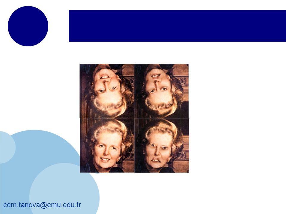 cem.tanova@emu.edu.tr Önyargılar Bir grup insanın özellikleri ile ilgili peşin hükümler.